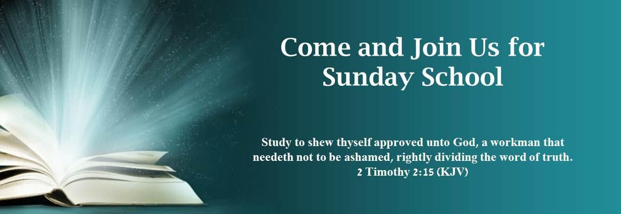 Lakeway UMC Sunday School