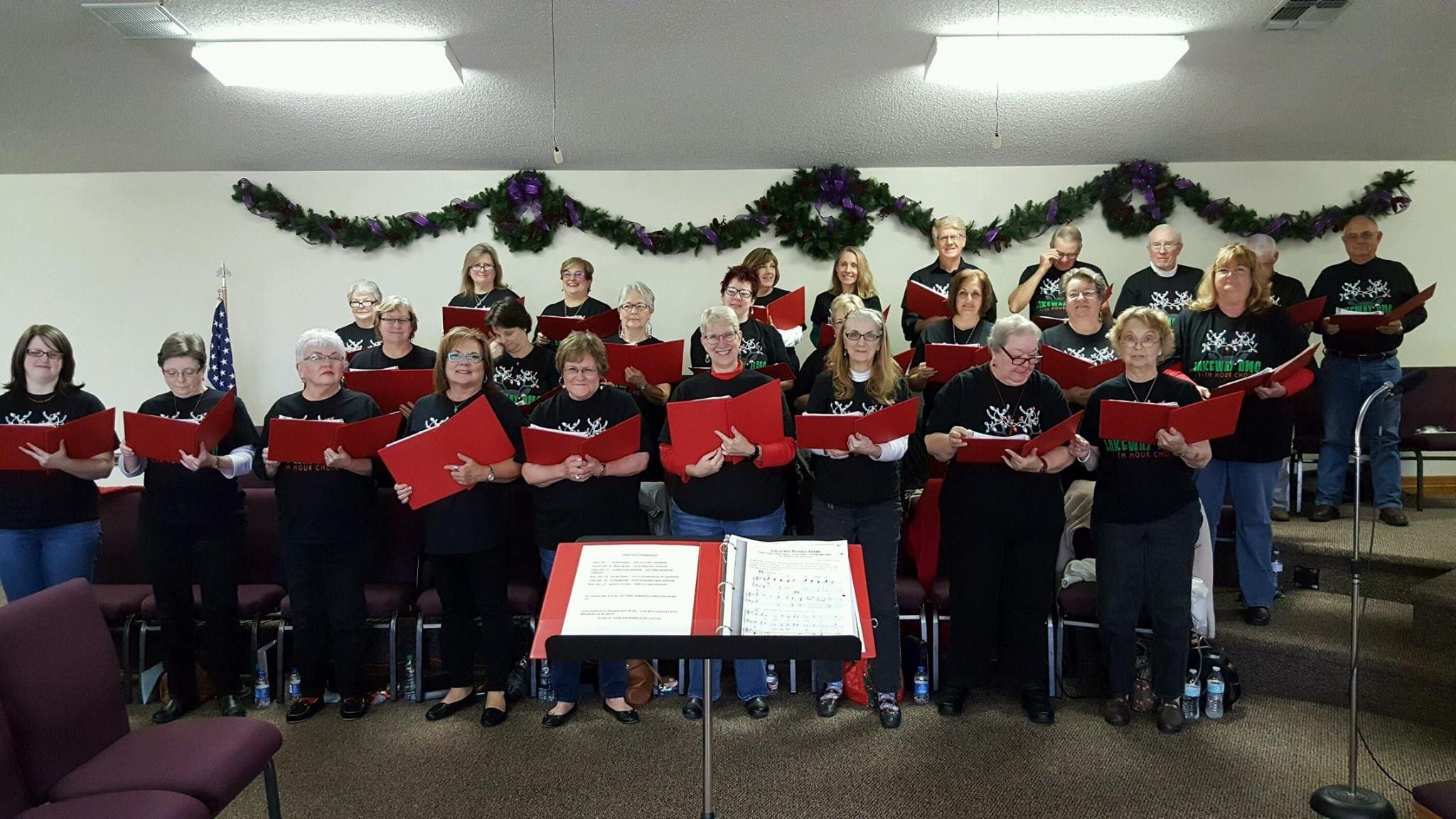 Lakeway UMC Christmas Choir